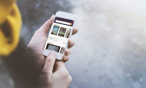 Sommeren 2018 ble appen «Biblioteket» tatt i bruk i danske folkebibliotek. I DDBs årlige tilfredshetsundersøkelse blant biblioteksjefene kom appen veldig godt ut. Hele 94 prosent er «tilfreds» eller «meget tilfreds» med appen.