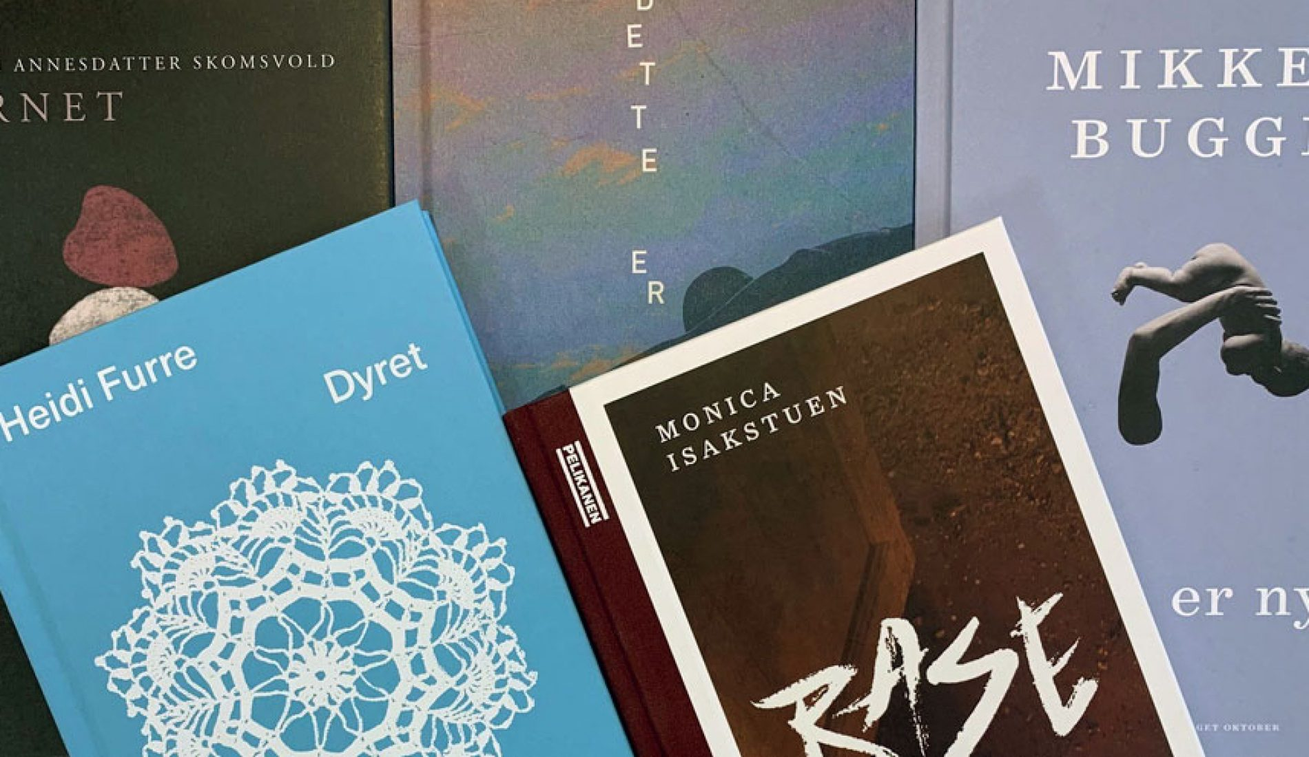 I høst har det kommet flere romaner som tematiserer graviditet og barsel.