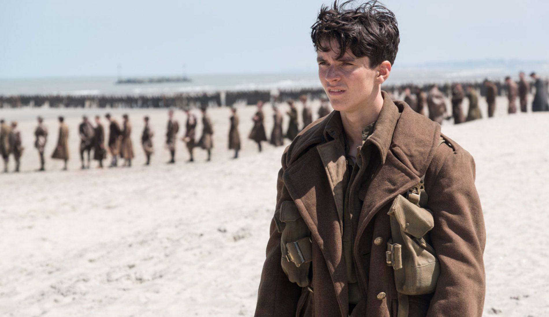 «Dunkirk» er en av de store Oscar-favorittene, og en av filmene Elin Stavøstrand, som er filmansvarlig i Biblioteksentralen, trekker fram blant høstens filmer på DVD og Blu-ray.